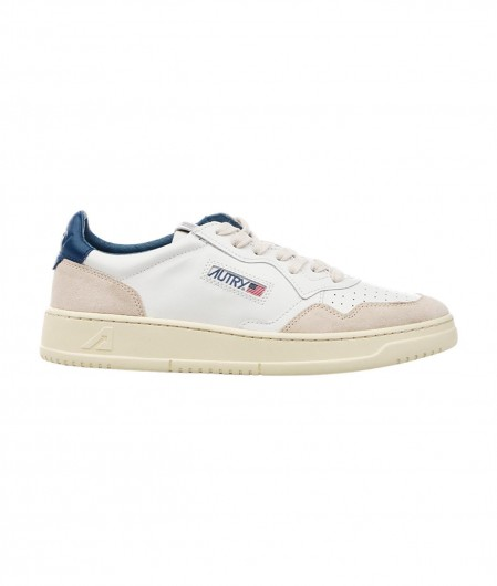 "Autry Sneaker ""LOW MAN LEAT"" white"