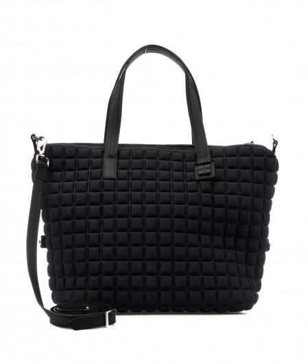 BPrime Big Zipper Cube Bag black