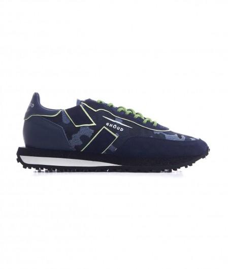 "Ghoud  Sneaker ""Rush low"" blue"
