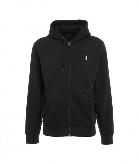 Polo Ralph Lauren Sweat jacket with zip black