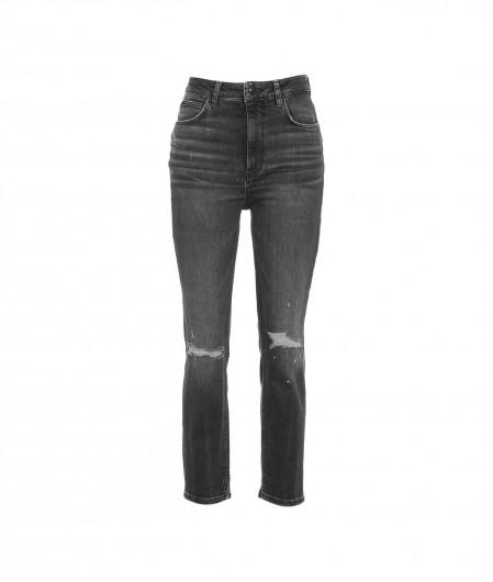 Guess Jeans mit destroyed Elementen dark gray