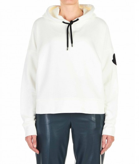 Moncler Hoodie white