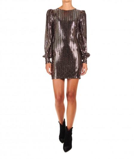 "Aniye By Glitter dress ""Miro"" copper"