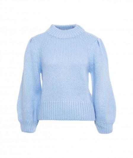 Silvian Heach Knit sweater light blue