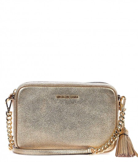 "Michael Kors Crossbody bag ""Jet Set"" gold"