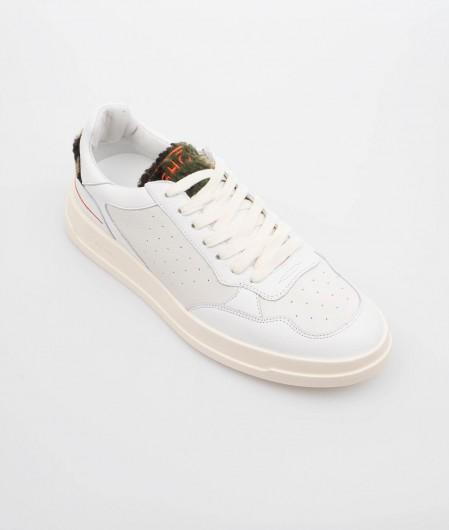 """Ghoud  Sneaker """"Tweener Low Leat Pile"""" Weiß"""