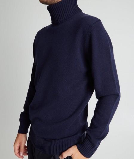 Kangra Turtleneck sweater navy