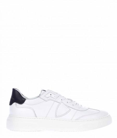 "Philippe Model Sneaker ""Temple S"" white"