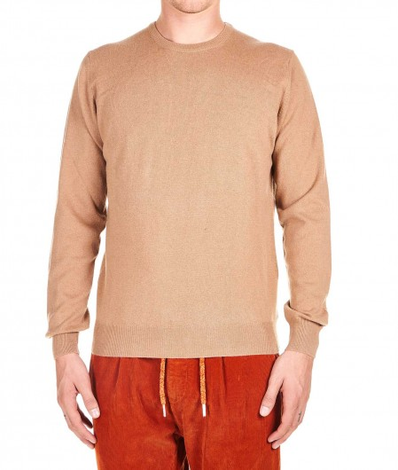 Filippo de Laurentiis  Cashmere sweater light brown