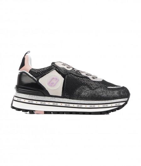 "Liu Jo Sneakers ""Maxi Wonder"" Schwarz"
