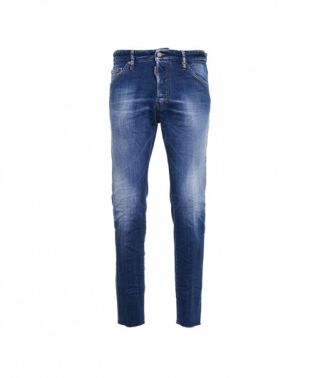 Dsquared2 Cool Guy Cropped Jean blue