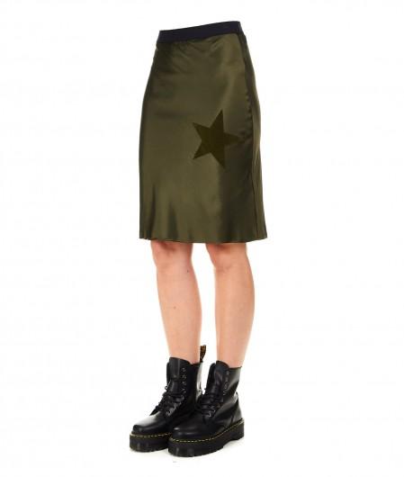 """8PM Mini skirt """"Cap Willard"""" olive"""