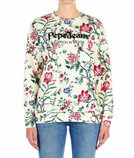 "Pepe Jeans Pullover ""Baily"" Weiß"