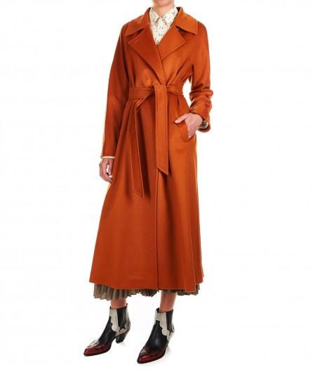 "Max Mara Cashmere coat ""Tuc"" brown"