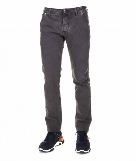 Jacob Cohen Chino-style jeans gray