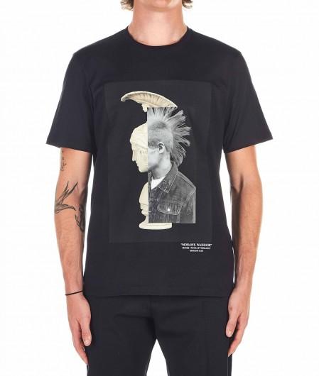 Neil Barrett T-shirt with print black