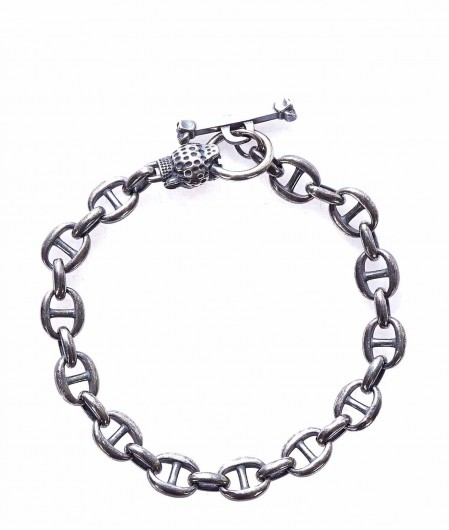 """Dogme96 Armband """"Emita"""" silber"""