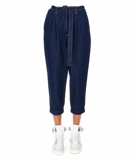Kaos Mom jeans navy