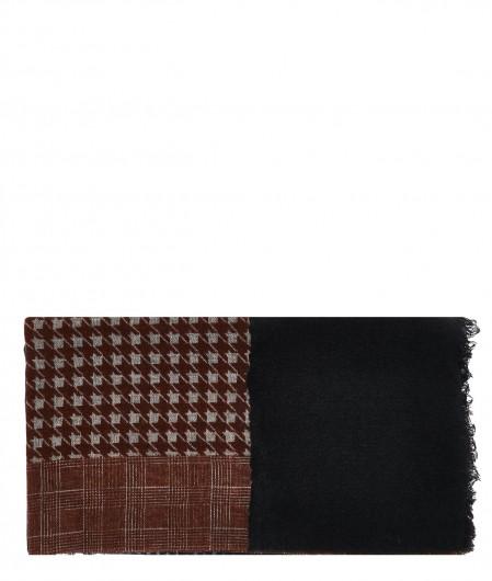 Altea Schal aus Schurwolle Dunkelgrün