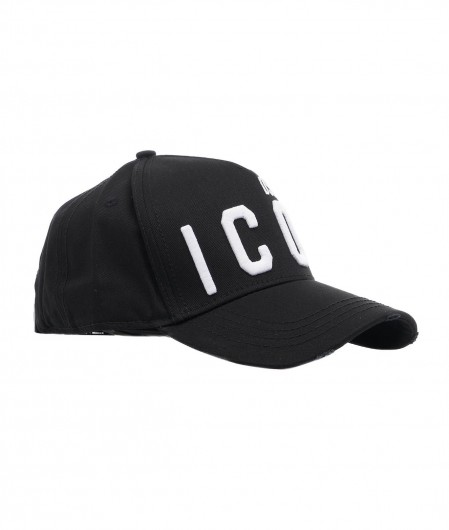 Dsquared2 Baseball cap with logo black
