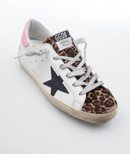 """Golden Goose Sneakers """"Super Star Classic"""" Weiß"""
