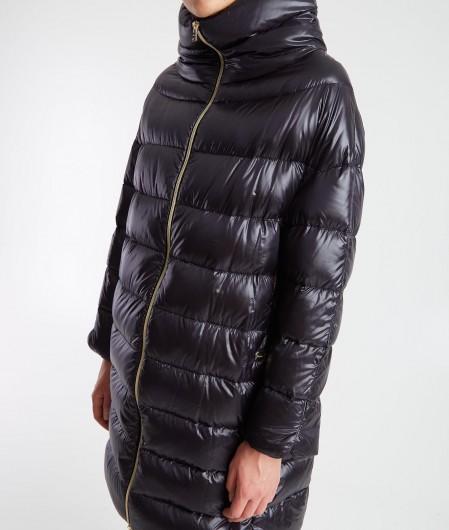 Herno Light down coat black