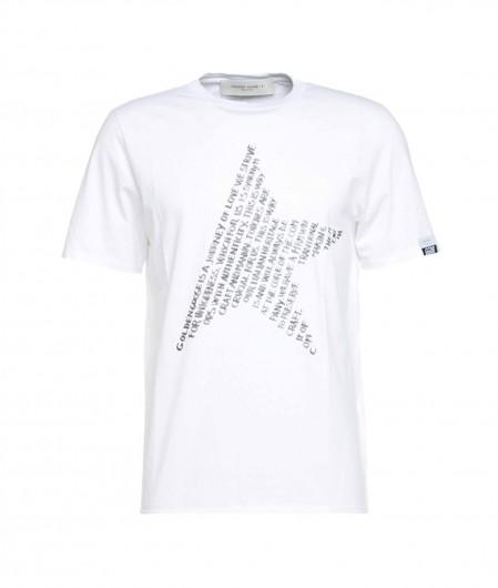 """Golden Goose T-Shirt """"Adamo"""" Weiß"""