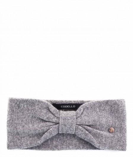 Codello Head band in cashmere light gray