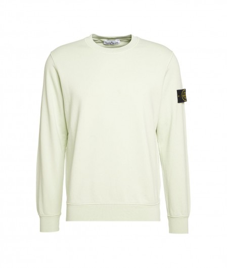 Stone Island Sweatshirt light green