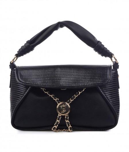 Liu Jo Handbag with chain detail black