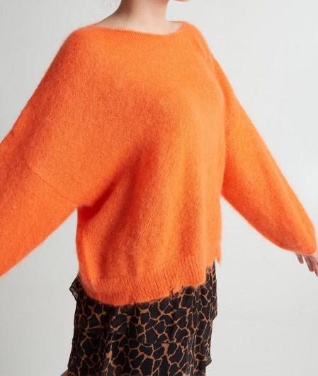 """Aniye By Sweater """"Sweet"""" Orange"""