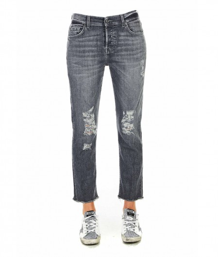 """7 for all mankind Jeans """"Asher"""" gray"""