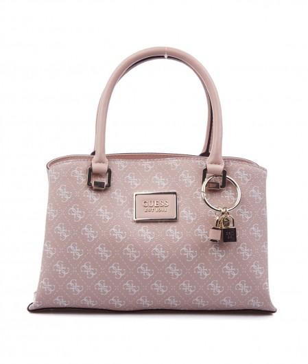 """Guess Handtasche """"Tyren"""" Rosa"""