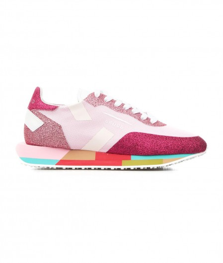 Ghoud Sneakers STAR pink