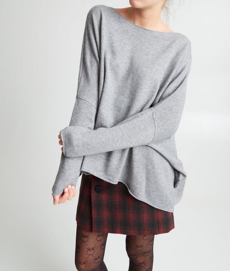 Silvian Heach Sweater Grau