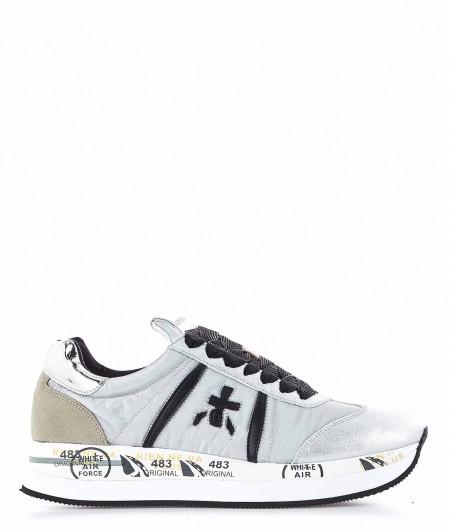 "Premiata Sneaker ""Conny"" light gray"