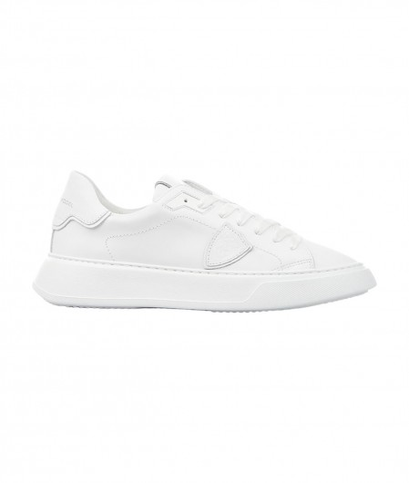 """Philippe Model Sneaker """"TEMPLE LOW VEAU"""" white"""