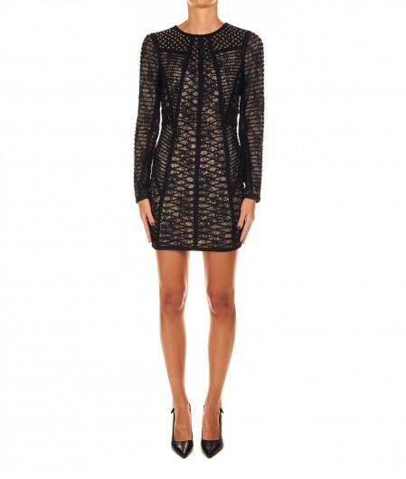 Guess by Marciano Mini lace dress black
