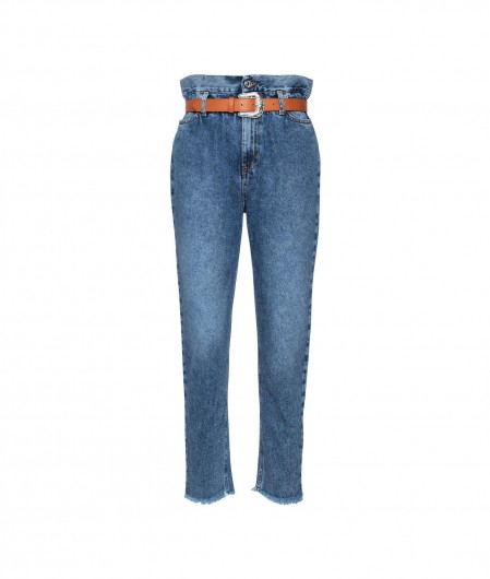 "Liu Jo Mom Jeans ""Candy"" blue"