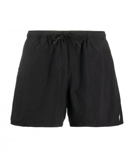 Marcelo Burlon Cross Swimming Short Schwarz