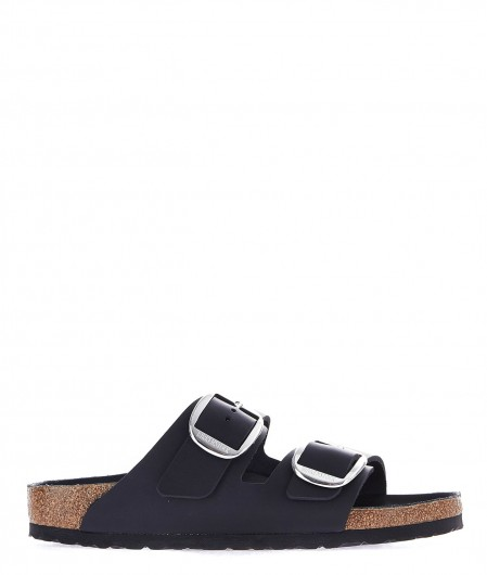 "Birkenstock Slides ""Arizona Big Buckle"" black"