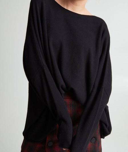 Silvian Heach Sweater Schwarz