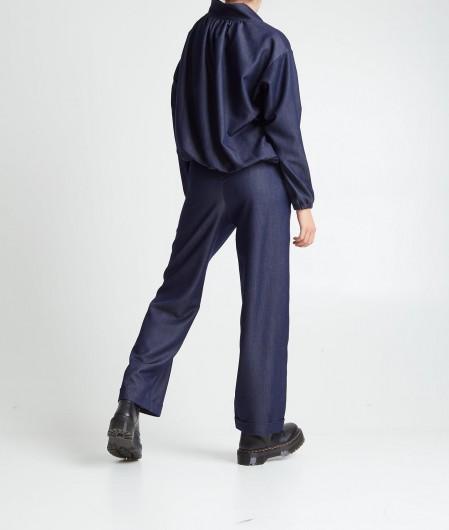 Icon Joggers in Denim blue