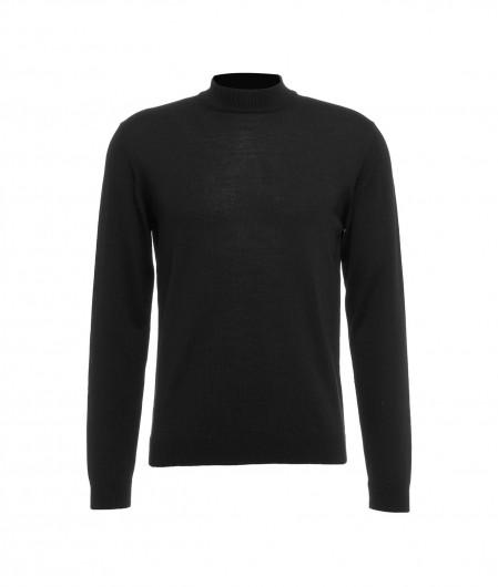 Roberto Collina Light knit sweater black