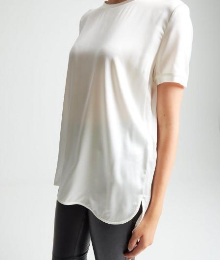 "Manila Grace Shirt ""Taschino"" creme"