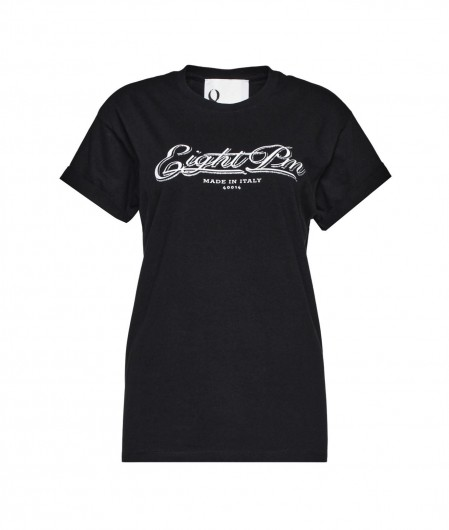 "8PM T-Shirt ""El Paso"" Schwarz"