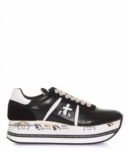 """Premiata Sneaker """"Beth"""" black"""