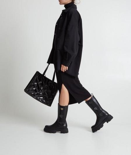 Thom Krom Skinny dress black