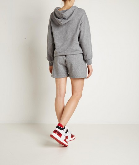"Follovers Jogger Shorts ""'Kendall"" gray"