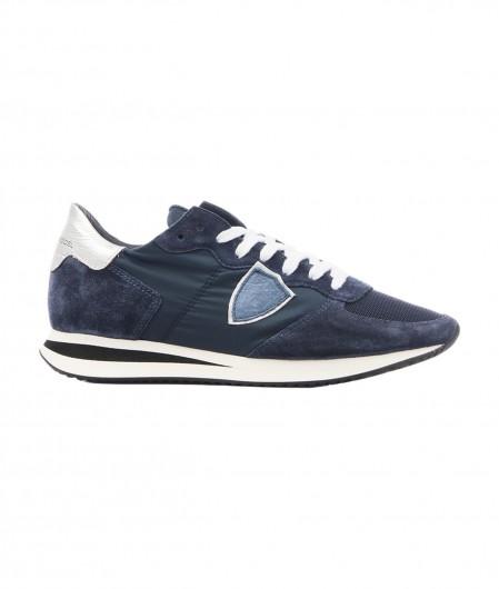 "Philippe Model Sneaker ""TPRX LOW BASIC"" Blau"